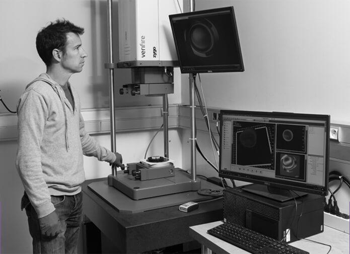 Optical-metrology