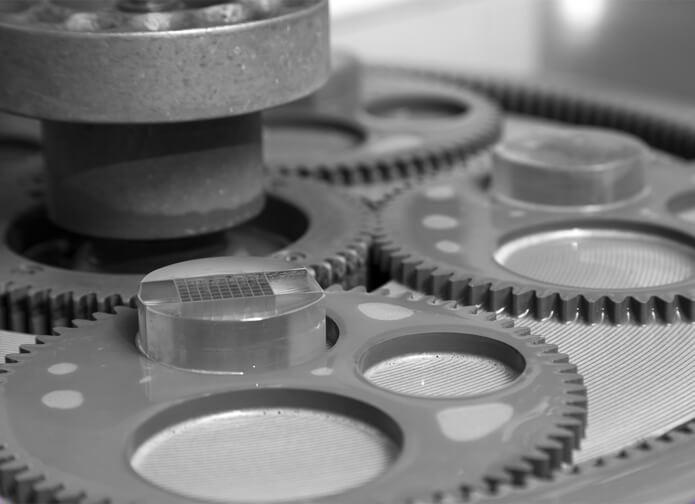 Polishing-machines
